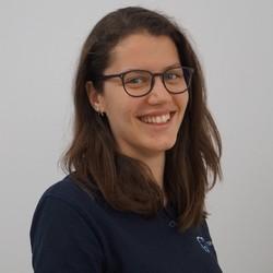 Lena Bläsing Auszubildende zur ZFA